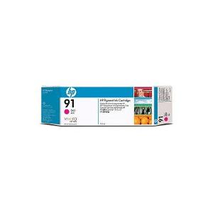 HP 91 Magenta Ink Cartridge (Original)