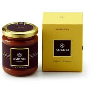 Amedei Crema Toscana, dark chocolate spread