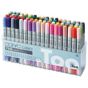 Copic Ciao Marker Pen Set B   Set of 72