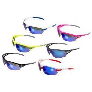 Bz Optics Pho Bi-focal Blue Mirror Sports Sunglasses +2.0 - Pink