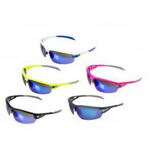 Bz Optics Pho Bi-focal Blue Mirror Sports Sunglasses +1.5 - Pink