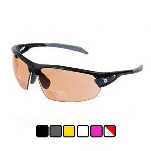 Bz Optics Pho Bi-focal Photochromic Hd Lens Sports Sunglasses +2.5 - Pink