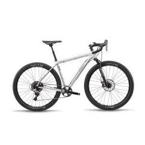 Bombtrack Hook Adv All Road Bike  2019 L 57cm - Silver