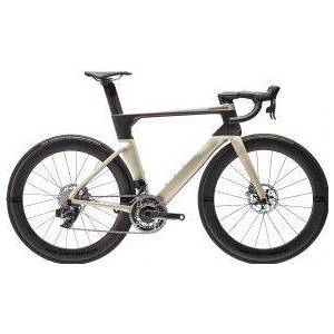 Cannondale Bikes Cannondale Systemsix Hi-mod Sram Etap Red Axs Road Bike  2020 54 - Champagne