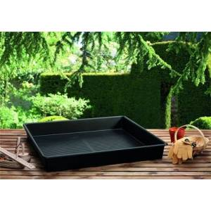 Garland 1 Metre Square Tray Black