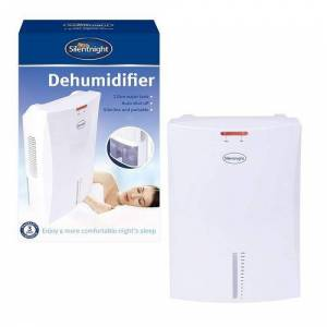 Silent Night Compact 2 Litre Personal Dehumidifier