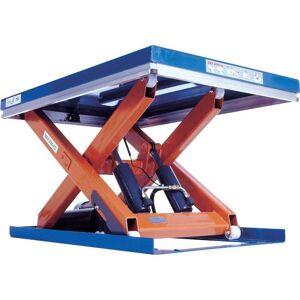 Single Scissor Lift Tables 10,000kg cap 1100w x 2000 long