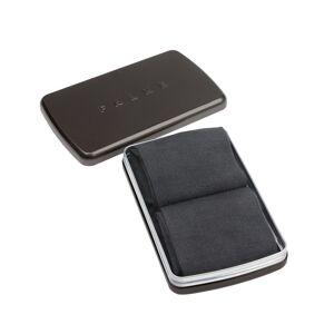 FALKE Airport 2-Pack Gift Box Men Giftbox, 41-42, Grey, Block colour, Virgin Wool