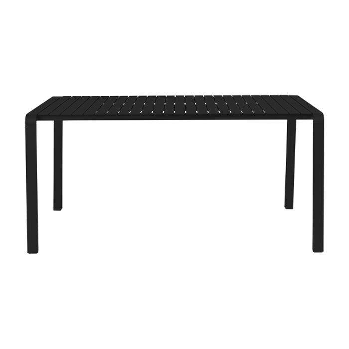 Zuiver Vondel Outdoor Table Garden Black / Black / Large