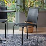 GalleryDirect Gallery Direct Petham Dining Chairs in Black