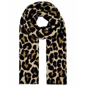 Accessorize LUCY LEOPARD SOFT BLANKET