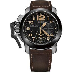 Graham Watch Chronofighter Oversize Black Sahara