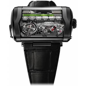 HYT Watches HYT Watch H3 Titanium and Platinum Limited Edition