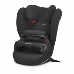 Cybex Pallas B-Fix Group 1/2/3 Car Seat-Volcano Black (2020)