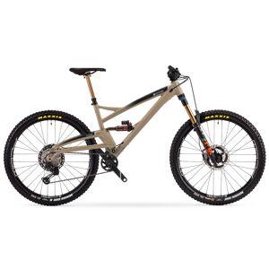 Orange Five Evo Factory 27.5 Mountain Bike 2021 Sandy Playa