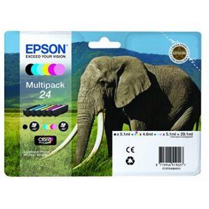 Epson Elephant 24 Multipack T2428