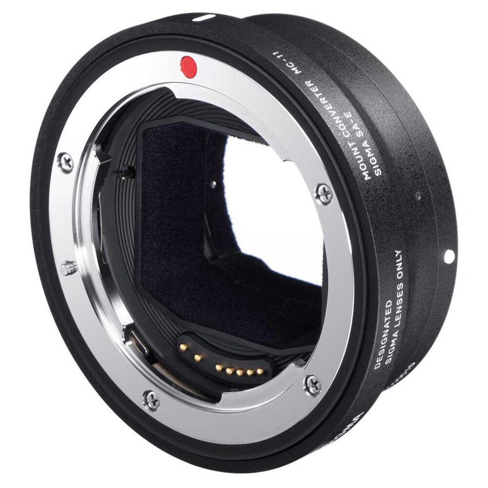 Sigma MC-11 Mount Converter For Canon EF Mount Lenses To Sony E