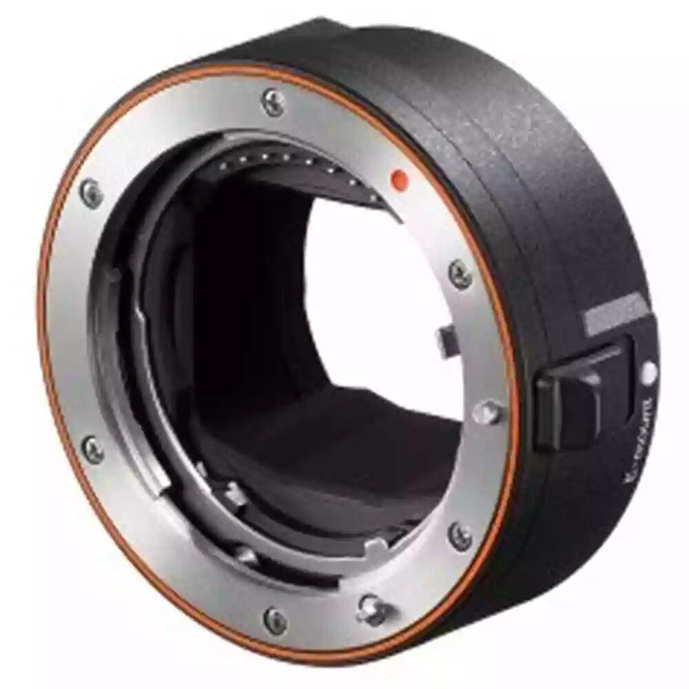 Sony LA-EA5 A-Mount adapter for FE Mount Cameras