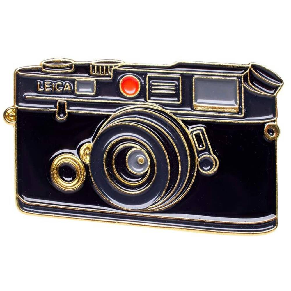 Official Exclusive Leica M4 / M6 Gold Camera Pin Badge