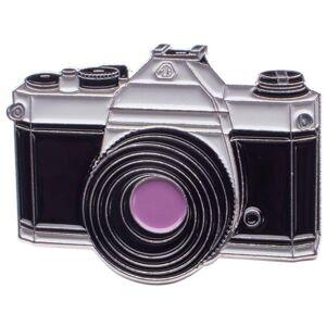 Official Exclusive Pentax K1000 SLR Camera Pin Badge