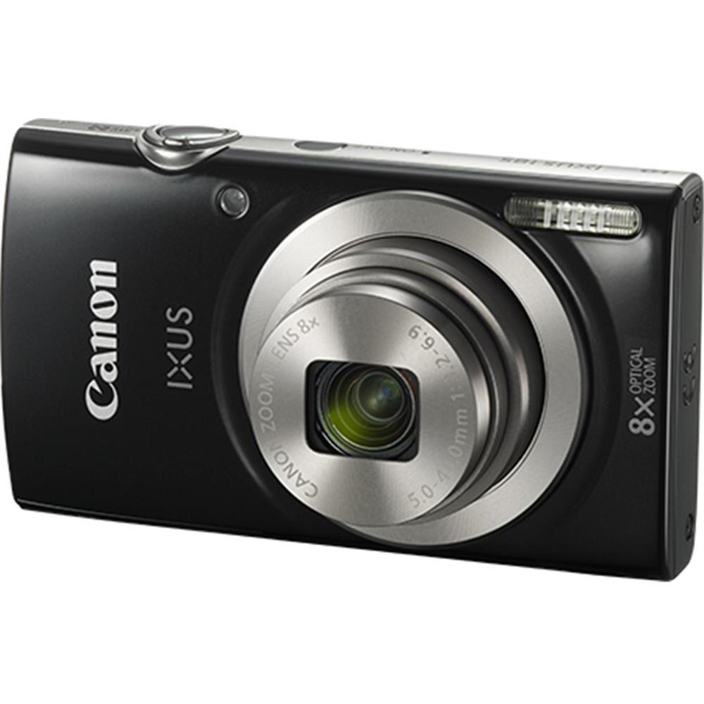 Canon IXUS 185 Compact Digital Camera Black