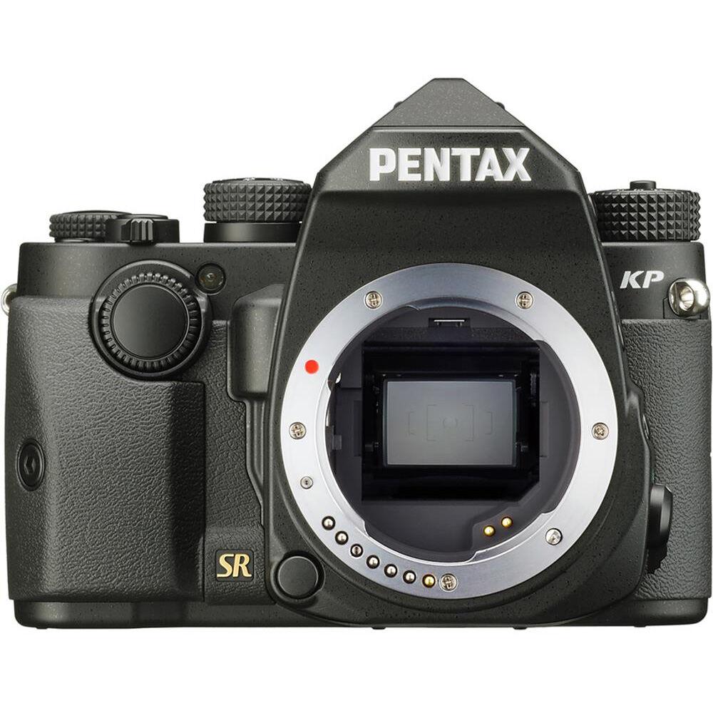 Pentax KP Digital SLR Camera Body Black
