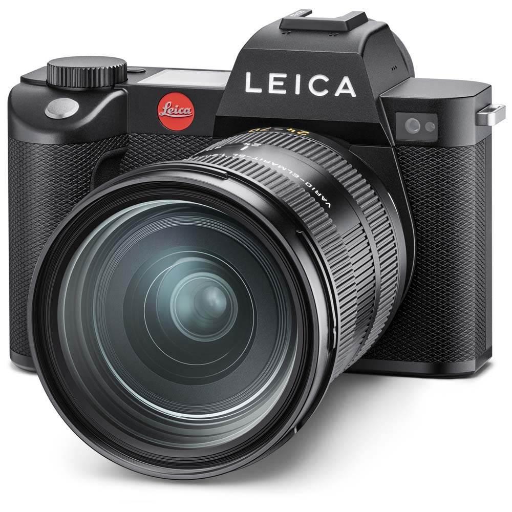 Leica SL2 Digital Camera With Vario-Elmarit-SL 24-70 f/2.8 ASPH Lens