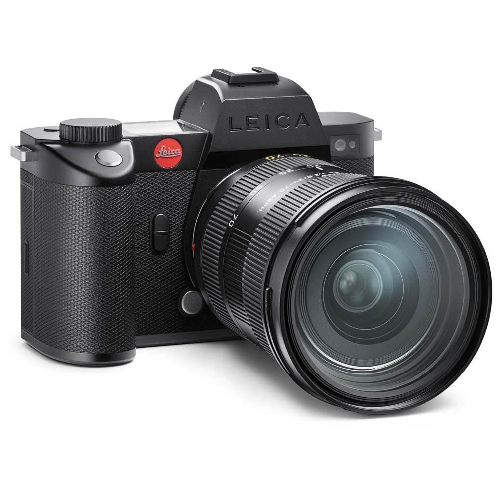 Leica SL2-S Digital Camera With Vario-Elmarit-SL 24-70 f/2.8 ASPH Lens
