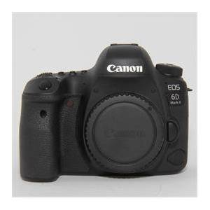 Canon Used EOS 6D Mark II Body Boxed