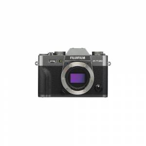Fujifilm X-T30 Mirrorless Digital Camera Body Charcoal