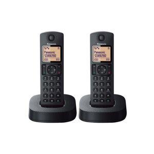 Panasonic Digital Cordless Telephone with Nuisance Call Block  - Black