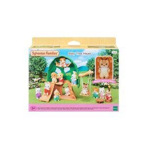 Sylvanian Families Baby Tree House  - Multi
