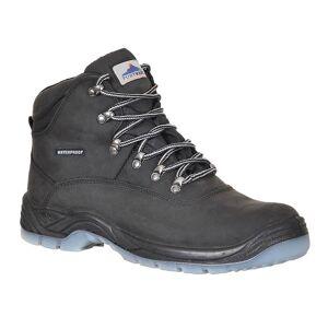 Portwest Steelite Mens Aqua S3 All Weather Safety Boots Black Size 10.5