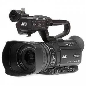 JVC GY-HM180E Compact 4K Camcorder