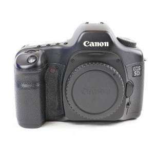 Canon Used Canon EOS 5D Digital SLR Camera Body
