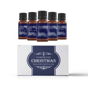 Mystic Moments Christmas Essential Oils Gift Starter Pack
