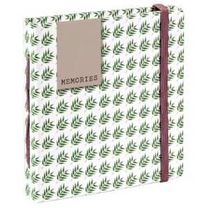 """Hama """"Fern"""" Slip-in Album, for 56 instant pictures up to max. 5.4 x 8.6 cm"""