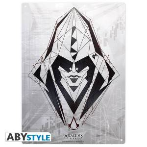 Assassin's Creed - Assassin (28 x 38cm) Metal Plate