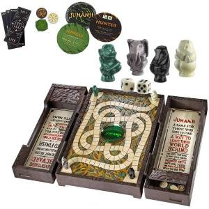 Jumanji Collector Board Game Noble Collection Replica