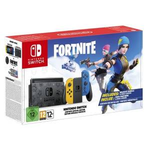 Nintendo Switch Fortnite Special Edition Console Bundle [Damaged Packaging]