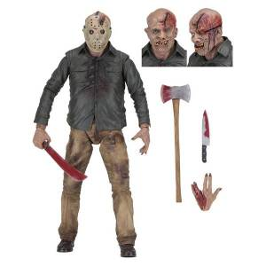 Jason (Friday The 13th Part 4) 1/4 Scale Neca Action Figure