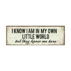 My World Magnet By Heaven Sends