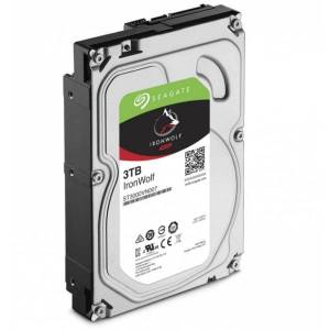 Seagate IronWolf 3TB NAS 5900RPM SATA 6Gb/s 64MB Cache HDD OEM (ST3000VN007)