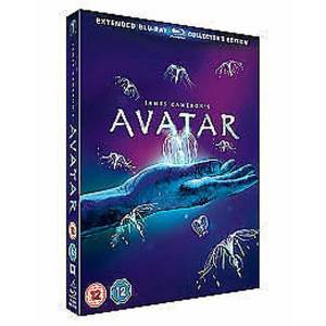 Avatar - Extended Collector's Edition Blu-ray 3-Disc Set Box Set