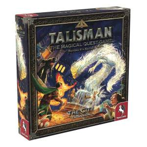 Talisman Board game 4th edition Expansion