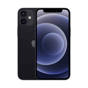 Apple iPhone 12 mini 256GB Black - EE Essential Plan 500MB £15 (24mths)