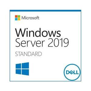 Dell Microsoft Windows Server 2019 Standard License ROK - 16 Core 2 Virtual Machines