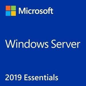 Dell Microsoft Windows Server 2019 Essentials ROK - 1 License