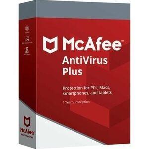 McAfee AntiVirus Plus 1 Device - 12 Month Subscription