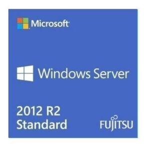 Fujitsu Siemens Windows Server 2012 R2 Standard Multi-Lingual 2 CPU DVD ROK